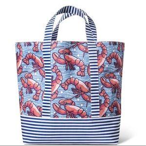 Vineyard Vines for Target Lobster Tote Beach Bag